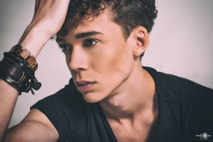 Male Model: Milan Lifestyle / Fashion / Portrait / Sedcard Shooting at Hamburg