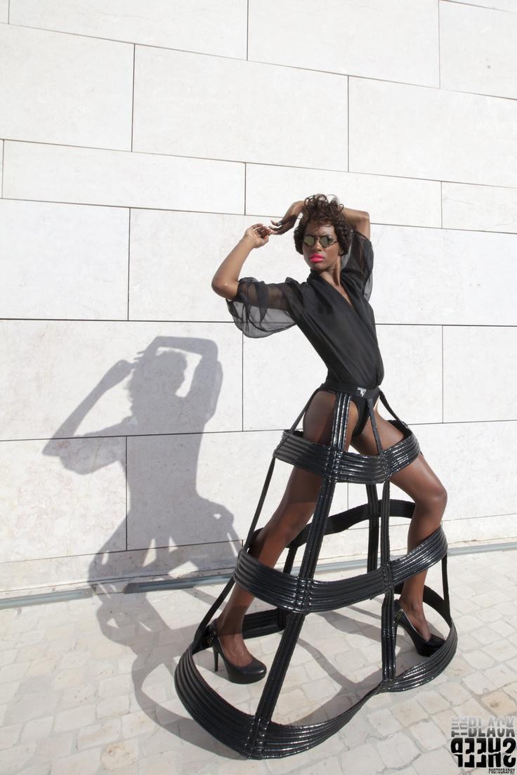 (c) TheBlackSheep Photography | Muse: Sharam Diniz (first portuguese-angolan Victoria Secret Angel) | Hair stylist: Elsa Brandão | MUA: Maria João Teixeira | Production: TheBlackSheep Photography | Shot on location in Lisbon, Portugal