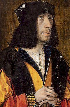 25 janvier 1494 - Charles VIII part pour l'Italie - Herodote.net