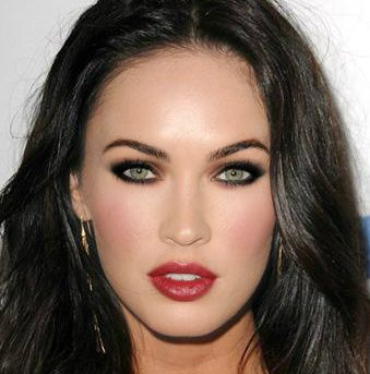 MEGAN FOX VAMPIRE 01 by Kah-Silva: After a TAAZ Virtual Makeover