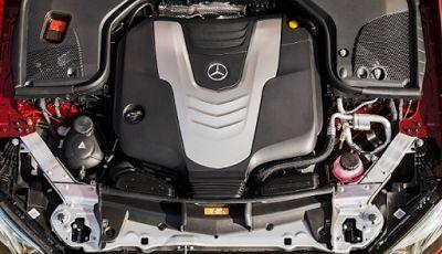 2018 Mercedes-Benz E-class Coupe Powertrain