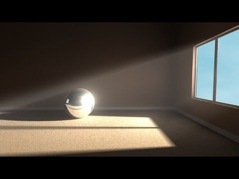 Camera Shaders in 3DS Max and Mental Ray