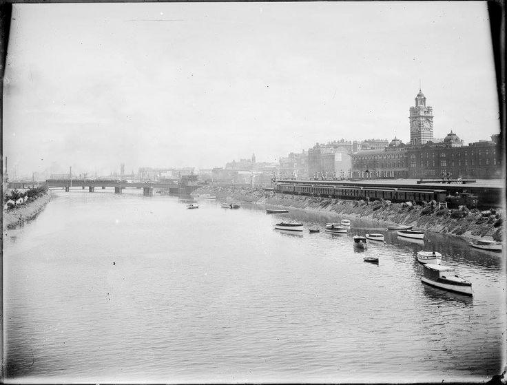 Yarra River, 1892-1914