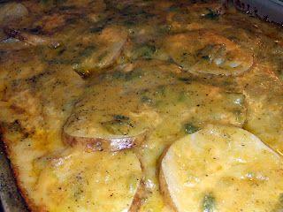 Cheddar & Broccoli Baked Potato SlicesBaked Potatoes, Recipese Sid, Cooking, Cheddar Broccoli, Recipese Food, Baking Potatoes Slices, Broccoli Baking