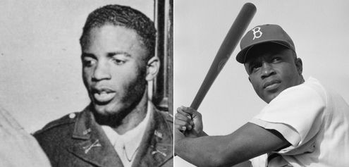 Rounding out January birthdays of Famous Veterans include The 1st African American to play in Major League Baseball Jackie Robinson! Born: 1/31/1919 (D: 10/24/1972), Robinson (#42) was drafted and assigned to a segregated Army cavalr. Read about his military history: https://www.veteranownedbusiness.com/blog/military-history-of-jackie-robinson/