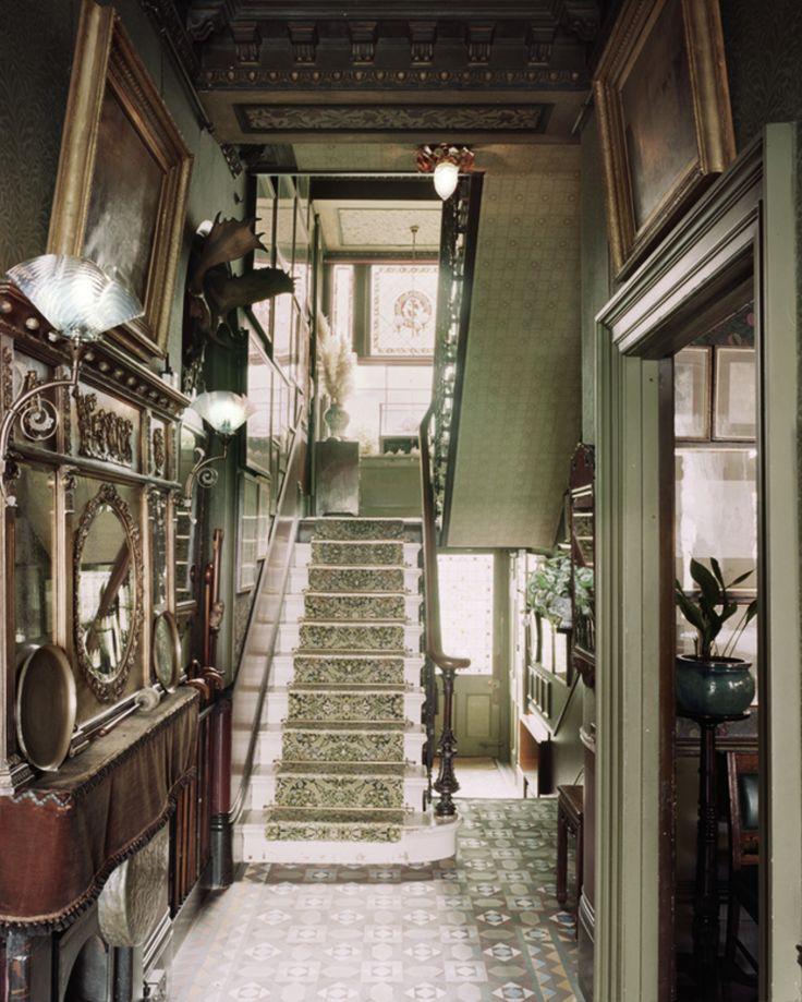 18 Stafford Terrace. A Victorian Terrace Built In 1875. It