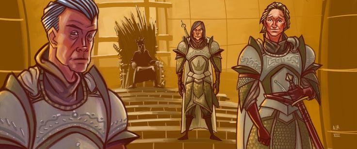 Cersei lannister e margaery tyrell em cena leacutesbica para decidir quem seraacute a rainha em game of thrones - 3 5