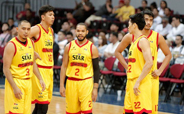 In a very intense game against the Alaska Aces, the Star Hotshots managed to escape and won the game with the final score of 102-98 on Wednesday at the Cuneta Astrodome in Pasay City.