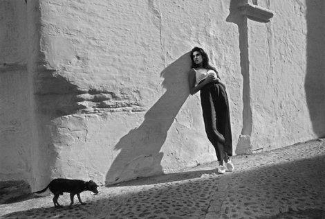 Carmona, Spain, 1986 -  Ferdinando Scianna - ArtStack - #ferdinando-scianna #art #BlackandWhite