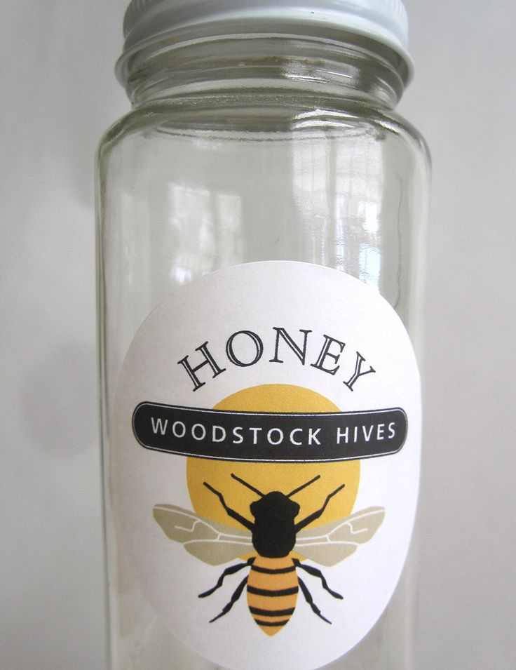"Honey Jar Labels, Beekeeping Supplies, Gift for Beekeeper, Honey Sticker, Food Sticker, Product Label, Urban Beekeeping, Hive Supplies, 2.5"" by GalleryintheGarden on Etsy https://www.etsy.com/listing/204593979/honey-jar-labels-beekeeping-supplies"