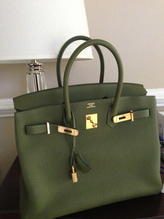 Birkin Bag Canopee color