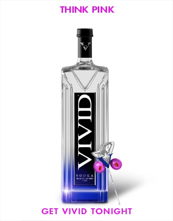 Vivid Vodka. No shortage of fun--or stories--on this one. But it did get me my first patent for the vstick you see in this ad!