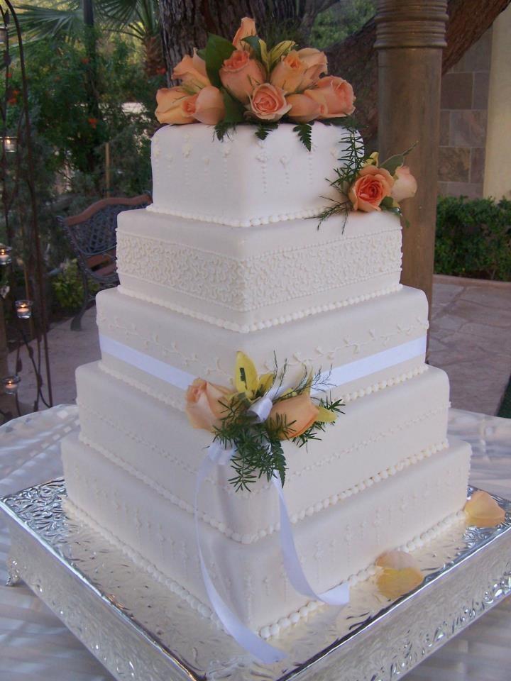 Inexpensive Wedding Cakes Mesa Az