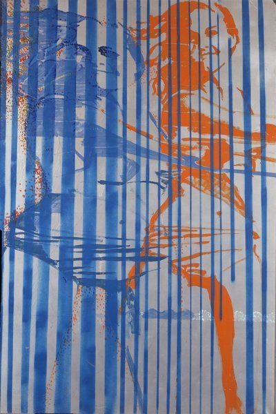 Giosetta Fioroni - Alfabeta2  Keywords: Italy, Italian, Pop Art, Giosetta Fioroni, female Pop Art, artist, portrait
