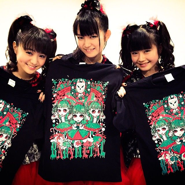 163 best Babymetal images on Pinterest | Baby, Metals and Music