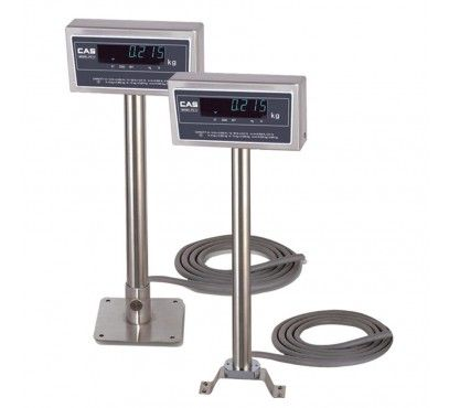 Buy Best PD2R Scales CAS PD-II Remote Pole Display @ AU$262.00 from QuickPos with good and free shipping services.