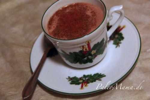 Paleo Rezept: Heißer Kakao ohne Milch und trotzdem lecker