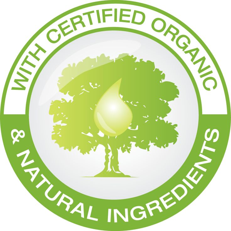 Our hair colour contains ECOCERT certified organic ingredients