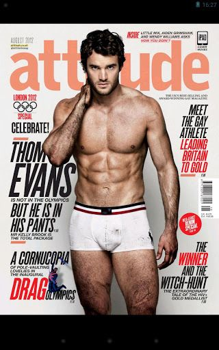 Now featuring the bespoke Custom Tablet Edition for a much more interactive reading experience on your tablet.<p>Attitude is Europe's No1 gay life-style monthly magazine with blockbusting exclusives that most magazines – gay or straight – could only dream of. They have included:<br>· David Beckham (who bleached his hair just for Attitude)<br>· Justin Timberlake (who gave Attitude his first UK cover interview)<br>· Heath Ledger (who gave Attitude his only gay press interview for Brokeback…
