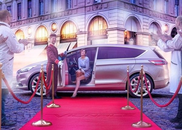 2014 Ford S MAX Vignale Side View 600x429 2014 Ford S MAX Vignale Review With New Concept