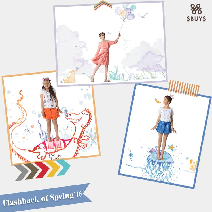 """FlashBack of Spring 2016"" Try out SbuyS latest trends for your colorful Spring summer'16 Shop Now @ http://www.sbuys.in #sbuys #flashback #spring2016 #womenswear #stylediva #latesttrends #fashionistas #newcollection"