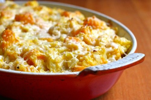 Butternut Squash Gratin. - made this and it was seriously awesome -ram