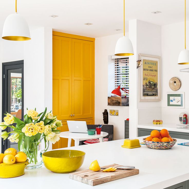 Yellow Kitchen Art: Best 25+ Yellow Kitchen Accents Ideas On Pinterest