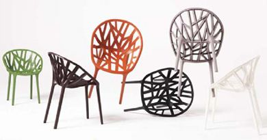 chaise design Bourallec