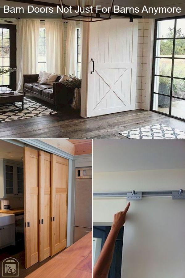 Sliding Barn Style Doors For Interior Sliding Barn Door Style Closet Doors Interior Doors That Look Like Barn Doors In 2020 Barn Door Doors Barn