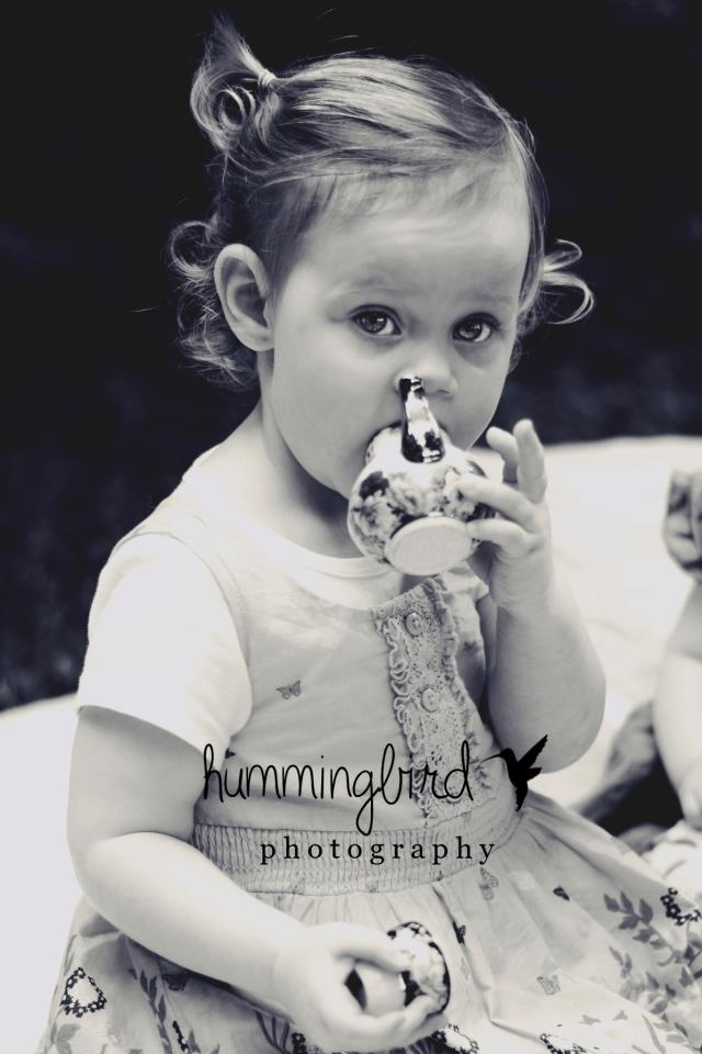 Tea Time. Vintage photo shoot. Image by Hummingbird Photography.