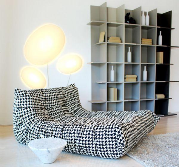 Contemporary Inspirations Sporting The Iconic Togo Sofa www.bocadolobo.com #bocadolobo #luxuryfurniture #interiodesign #designideas