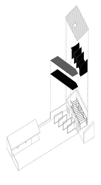 M 15 réhabilitation et extension dune maison