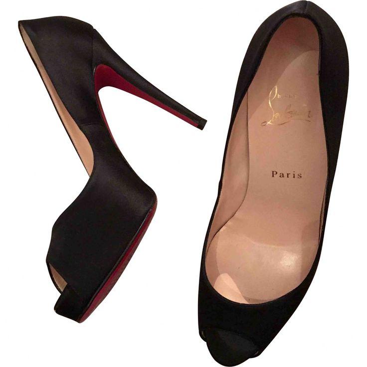 CHRISTIAN LOUBOUTIN Very Privé heels
