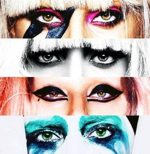 To the fame, fame monster, bornthisway , now artpop