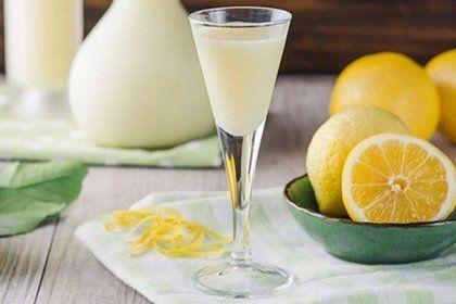 Кремовый Лимончелло (Crema di Limoncello)