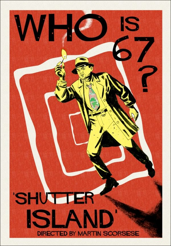 Shutter island poster                                                                                                                                                                                 More