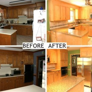Is It Cheaper To Reface Or Paint Kitchen Cabinets