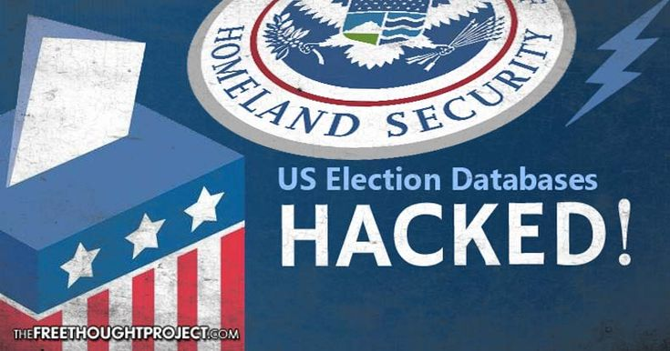 BREAKING: All 10 Election Hacks Inside the US in Georgia Have Been Tracked to DHS — NOT RUSSIA Read more at http://thefreethoughtproject.com/georgias-election-servers-hacked-dhs/#8FdZYeMIgWY4rXVL.99