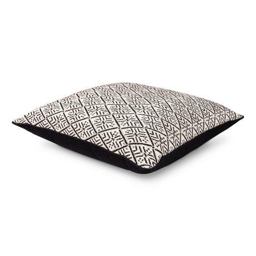 Black Diamond Oversized Throw Pillow - Threshold™ : Target $23.99