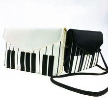 Creative piano mulheres mensageiro mini saco ferrolho telefone crossbody saco da moeda da carteira fina senhoras sacos organizador bolsa de ombro único(China (Mainland))