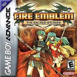Fire Emblem Sacred Stones - Game Boy Advance Game