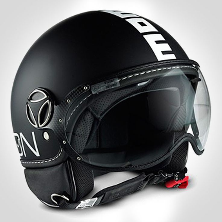 My helmet for the Cafe Racer!