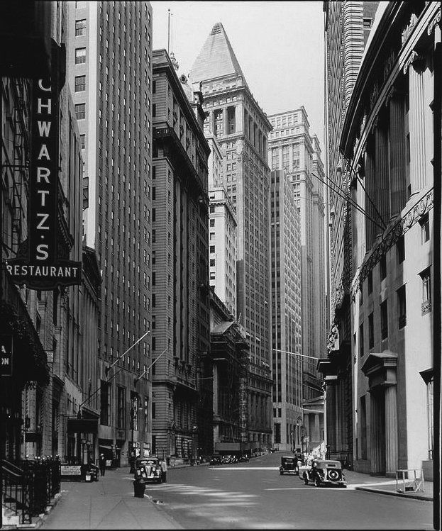 Pike and Henry, by Berenice Abbott 1936 http://www.skyscrapercity.com/showthread.php?p=58604353
