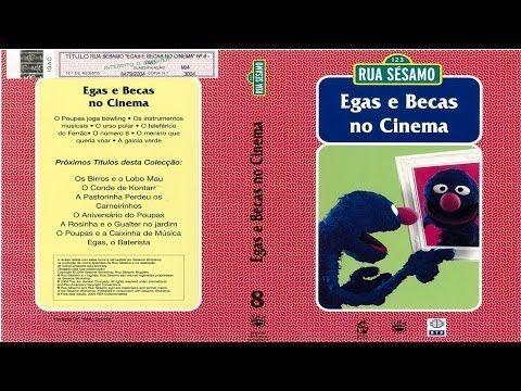 ▶ Rua Sésamo - Egas e Becas No Cinema (E08) - YouTube