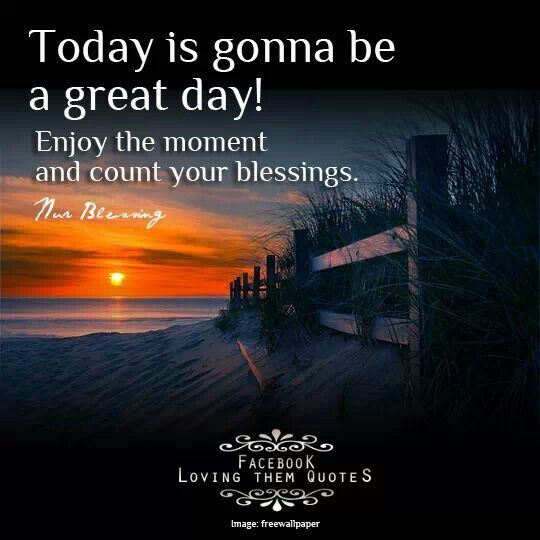 Inspirational Quotes About Positive: Count Your Blessings Quotes. QuotesGram