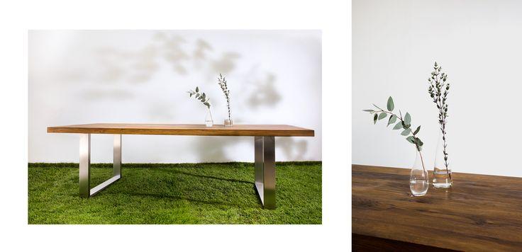 IN WOOD WE TRUST     https://www.facebook.com/inwoodwetrustpolska/      photo: Malwina Wachulec http://malwinawachulec.com/    #wood #woodworking #malwinawachulec #inwoodwetrust #woodporn #woodproject #design #wooddesign #table #woodtable #dawanda #etsy #woodendesign #woodenfurniture #furniture #woodfurniture #diningtable #diningroom #kitchen