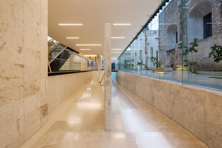 Palace for Mexican Music | Alejandro Medina Arquitectura + Reyes Ríos + Larraín arquitectos +...