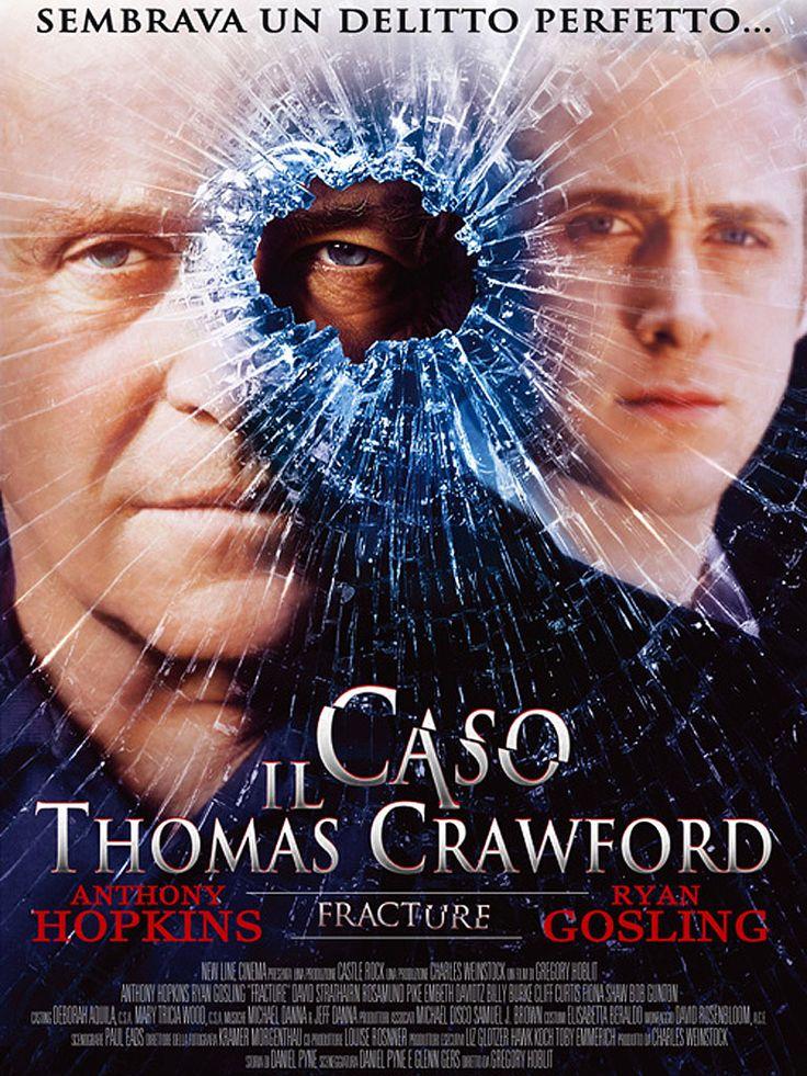 – Se guardi attentamente troverai che ogni cosa ha un punto debole dove può rompersi.  Citazione dal film ''Il caso Thomas Crawford'' di Ted Crawford
