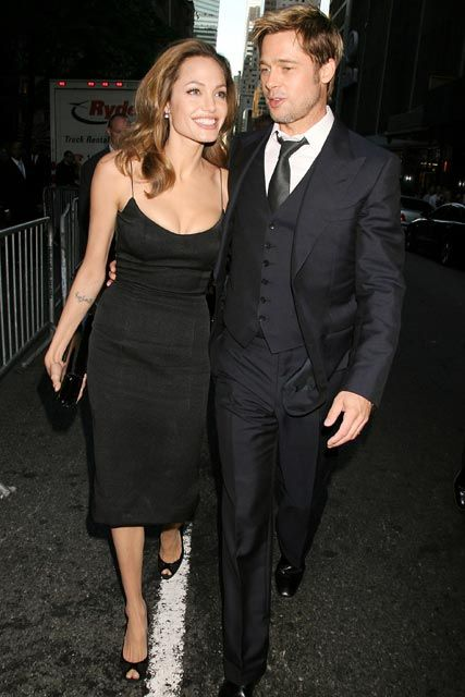 Angelina Jolie - Angelina Jolie's Style Highs and Lows - Celebrity - Marie Claire