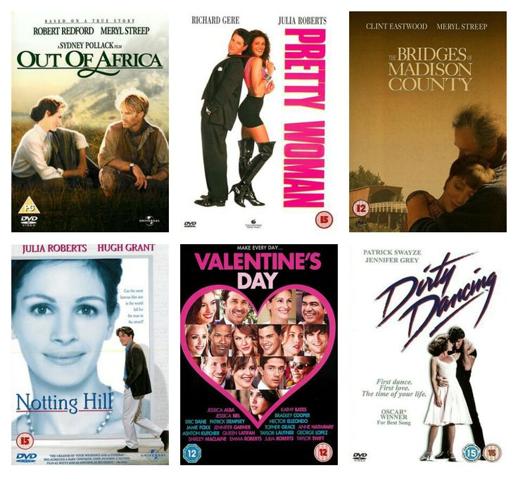 We bring you some Valentines´s Day film suggestions! Whether you like romantic comedies or not, with more than 80000 releases available at CinemaParadiso.co.uk, it´ll be easy to find the right film to watch with your loved one on Feb 14th! bit.ly/cpfilms #valentinesday #valentines #day #films #film #movie #movies #suggestion #romantic #comedy #drama #loved #one #lovedone #prettywoman #juliaroberts #richardgere #outofafrica #merylstreep #robertredford